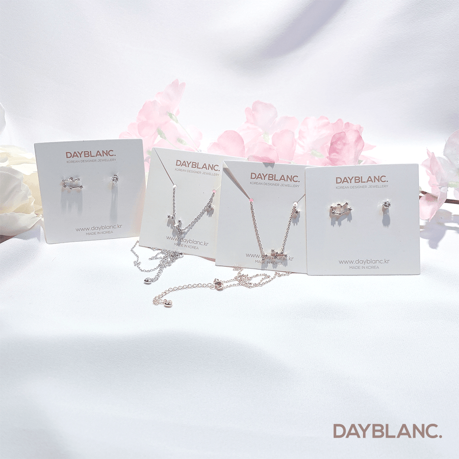 Gemini MAY 21~JUN 21 (Earring | Necklace) - DAYBLANC
