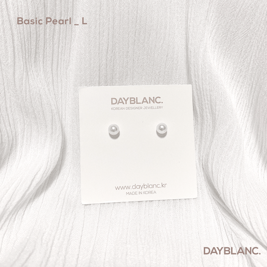 Basic Stud Earrings (Earring) - DAYBLANC