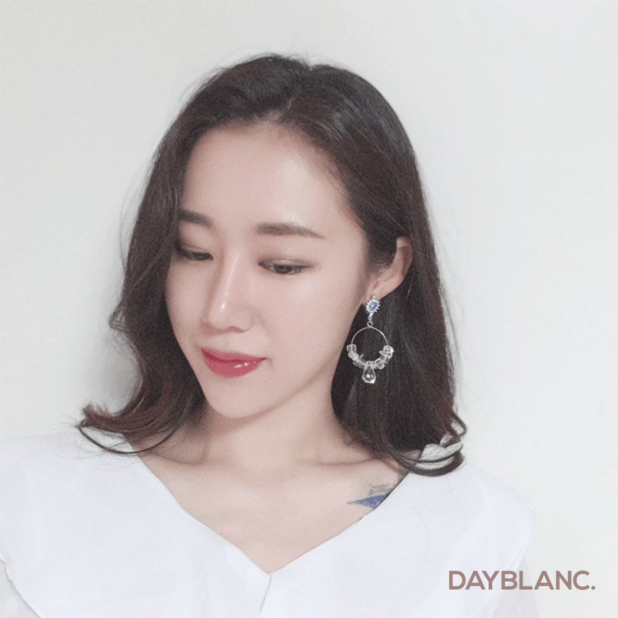 Light of North Pole (Earring) - DAYBLANC