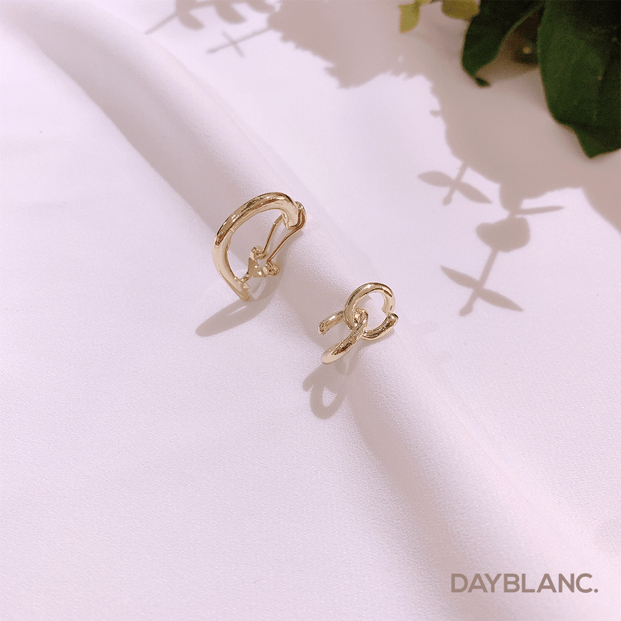 Chic Knot (Ear Cuffs) - DAYBLANC