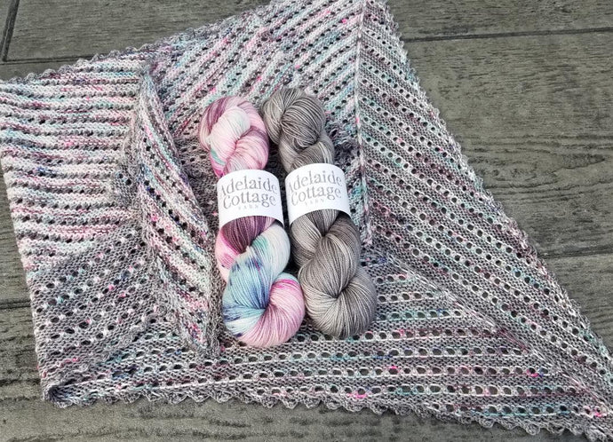 All the Angles - Shawl Kit
