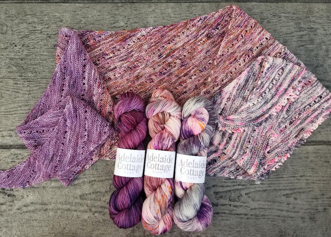 Free Your Fade - Shawl Kit