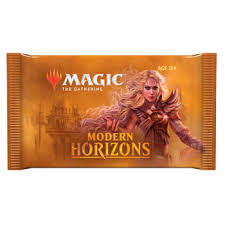 Magic the Gathering CCG: Modern Horizons Booster Pack | Game Knights MA