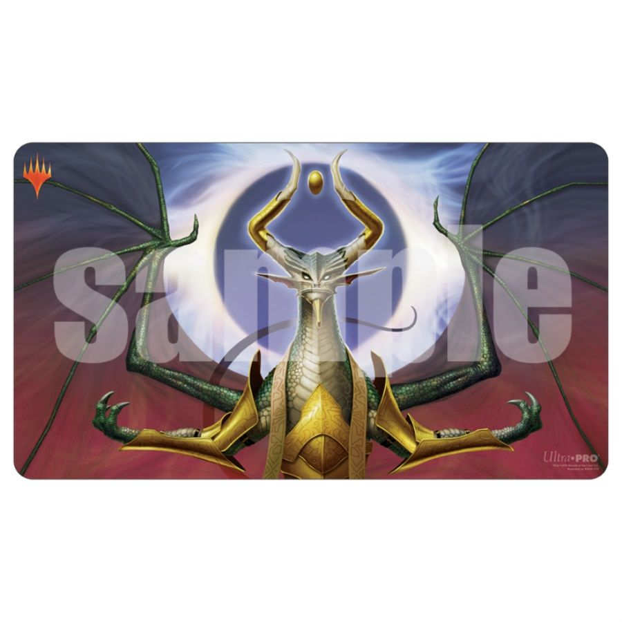ULTRA PRO: MAGIC THE GATHERING PLAYMAT - WAR OF THE SPARK - ALTERNATE ART - BOLAS | Game Knights | MA | Game Knights MA