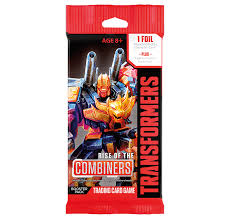 Transformers TCG: Rise of the Combiners Booster Pack | Game Knights MA