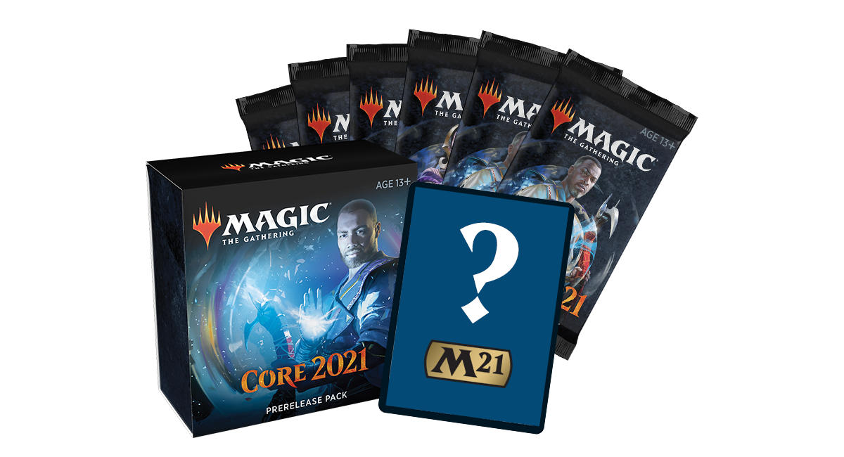 MAGIC THE GATHERING: CORE 2021 PRE-RELEASE-PACK | Game Knights | MA | Game Knights MA