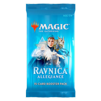 Magic the Gathering CCG: Ravnica Allegiance Booster Pack | Game Knights MA