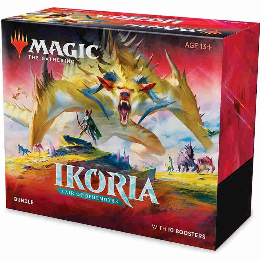 MAGIC THE GATHERING: IKORIA: LAIR OF BEHEMOTHS Bundle | Game Knights | MA | Game Knights MA