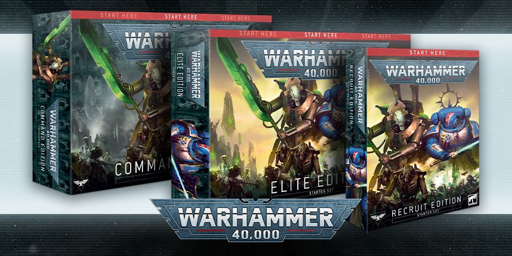 WARHAMMER 40000 ELITE EDITION (ENGLISH) | Game Knights | MA | Game Knights MA