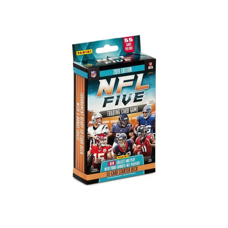 NFL Five TCG 2019 Starter Deck | Game Knights | MA | Game Knights MA