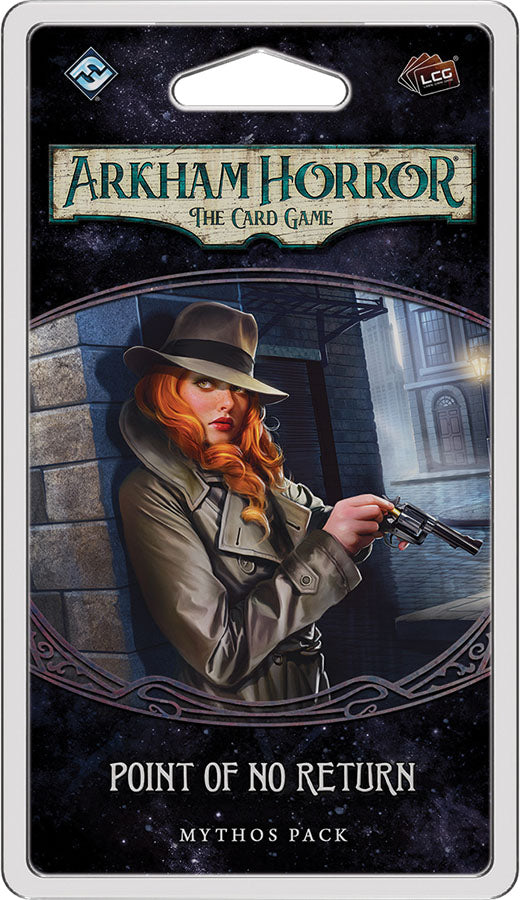Arkham Horror LCG: Point of No Return Mythos Pack | Game Knights | MA | Game Knights MA
