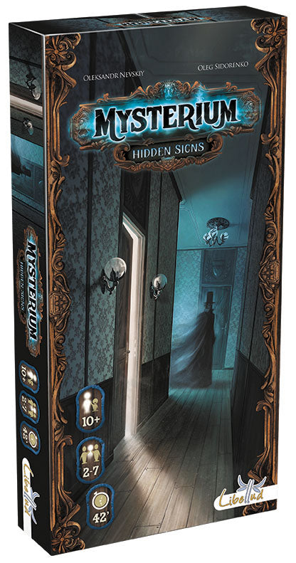 Mysterium: Hidden Signs Expansion | Game Knights MA