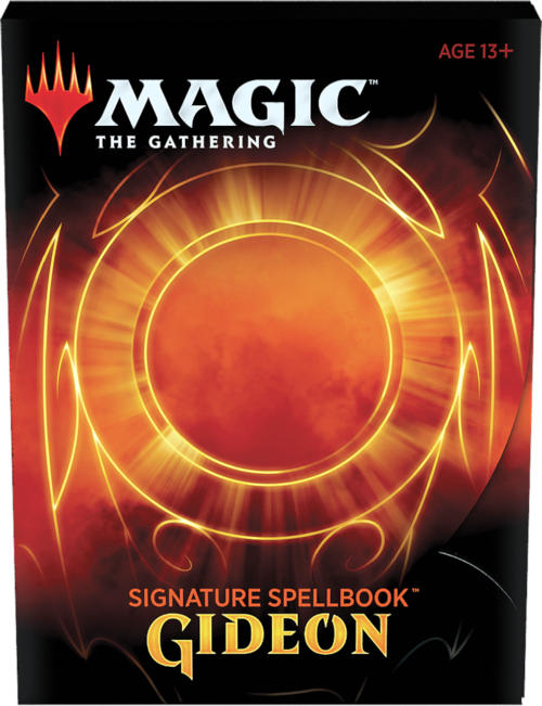 Magic the Gathering CCG: Signature Spellbook - Gideon | Game Knights MA