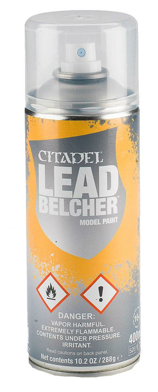 Citadel Paint: Leadbelcher Spray | Game Knights | MA | Game Knights MA