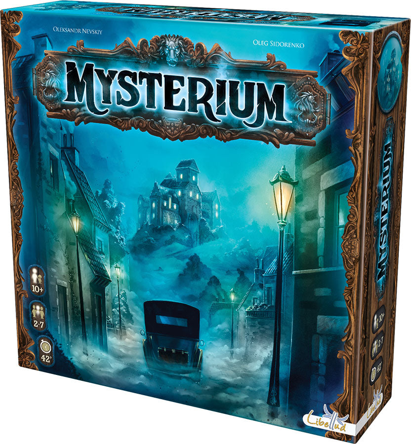 Mysterium | Game Knights | MA | Game Knights MA