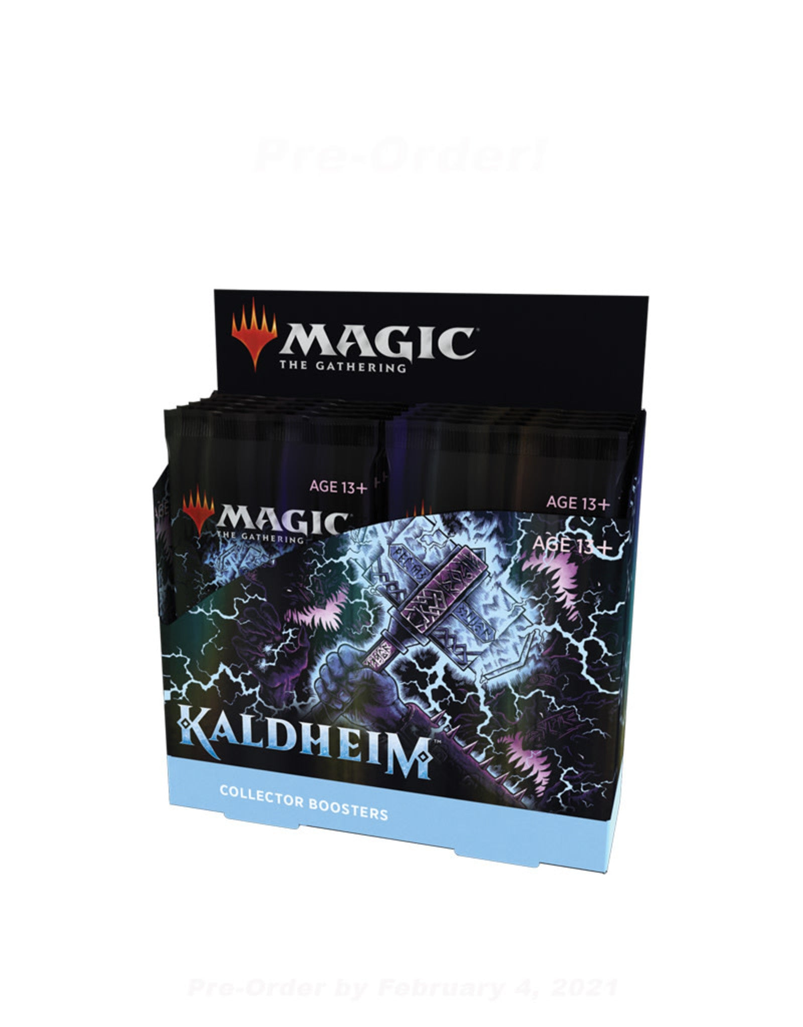 MTG Kaldheim: Collector Booster Box | Game Knights | MA | Game Knights MA