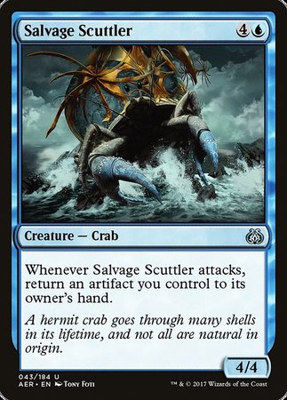 Salvage Scuttler [Aether Revolt] | Game Knights | MA | Game Knights MA