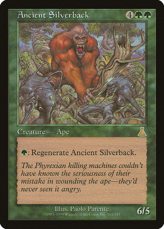 Ancient Silverback [Urza's Destiny] | Game Knights | MA | Game Knights MA