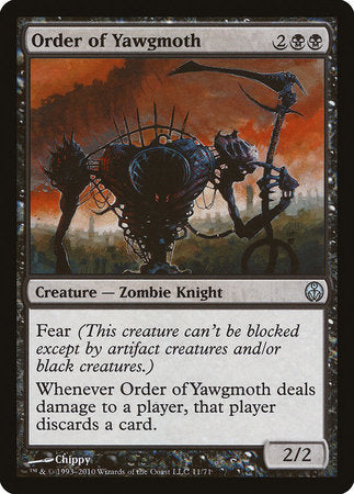 Order of Yawgmoth [Duel Decks: Phyrexia vs. the Coalition] | Game Knights | MA | Game Knights MA
