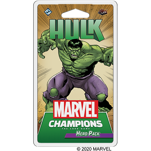 Marvel Champions Hulk Hero Pack | Game Knights MA