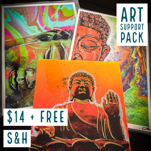 ART SUPPORT PACK - TYPE: H + FREE S&H