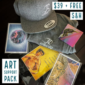 ART SUPPORT PACK - TYPE: G + FREE S&H - JRartworks