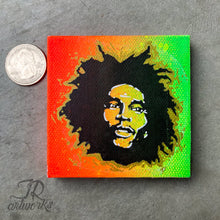 Load image into Gallery viewer, MINI ORIGINAL BOB PAINTING + FREE SHIPPING!