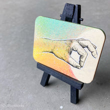 Load image into Gallery viewer, MINI ORIGINAL GOT YA PAINTING + FREE SHIPPING!