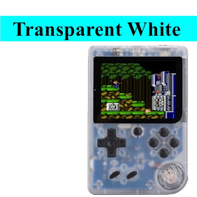 Video Game Console 8 Bit Game