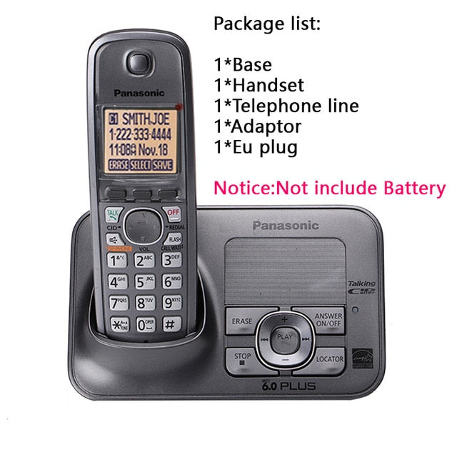 Digital Cordless Phone With Handfree
