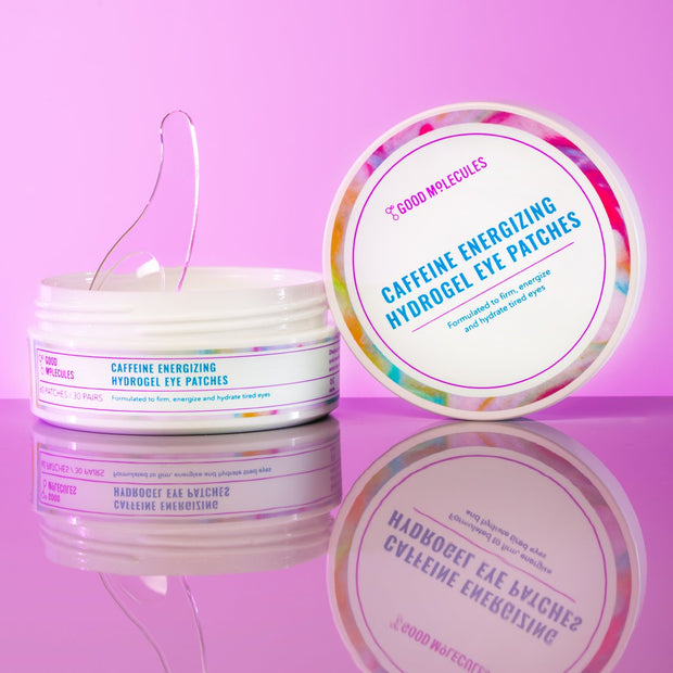 Caffeine Energizing Hydrogel Eye Patches - Elimina Ojeras