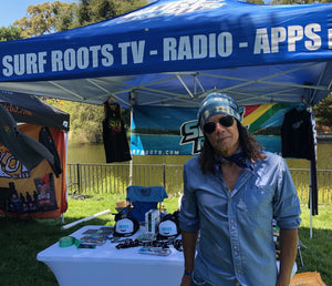 "Native Wayne brings ""Alter-Native"" show to Surf Roots Radio!"