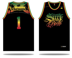 Surf Roots x Kingman Jersey