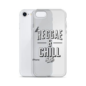 Reggae and Chill iPhone Case