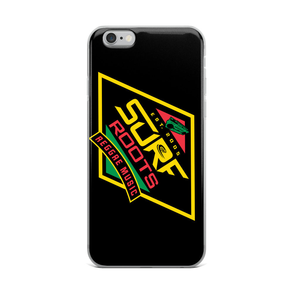 Diamond iPhone Case - Rasta