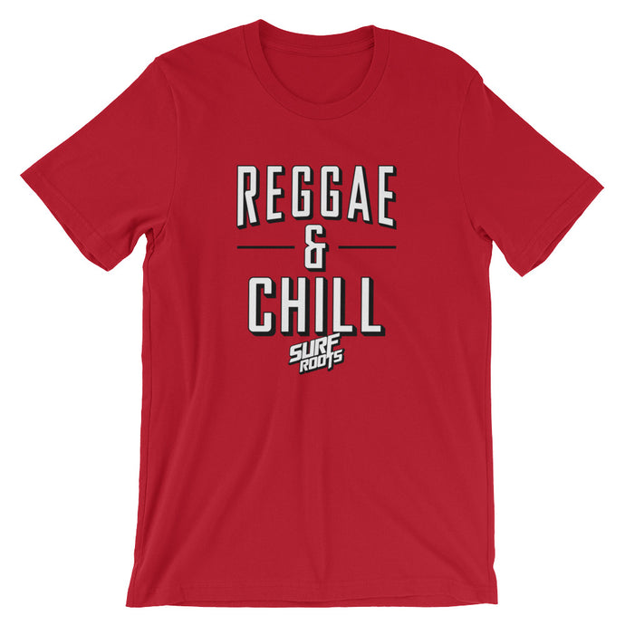 Reggae & Chill Short-Sleeve Unisex T-Shirt