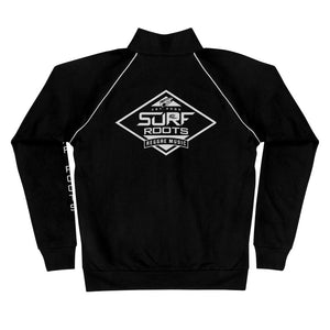 Diamond Surf Roots Special Edition Piped Fleece Jacket
