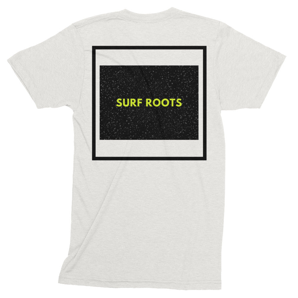 Surf Roots Stars Short sleeve soft t-shirt