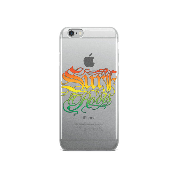 Surf Roots OG Logo iPhone Case