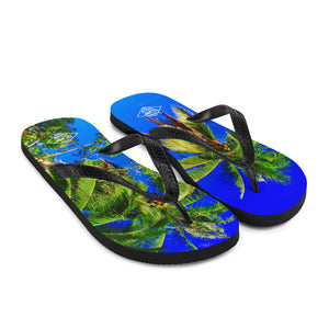Surf Roots Tropical Flip-Flops
