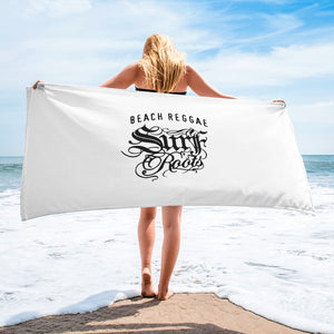 Beach Reggae Towel