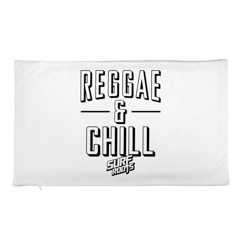 Reggae & Chill Rectangular Pillow Case