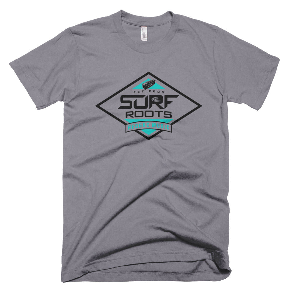 Diamond T-Shirt - Aqua