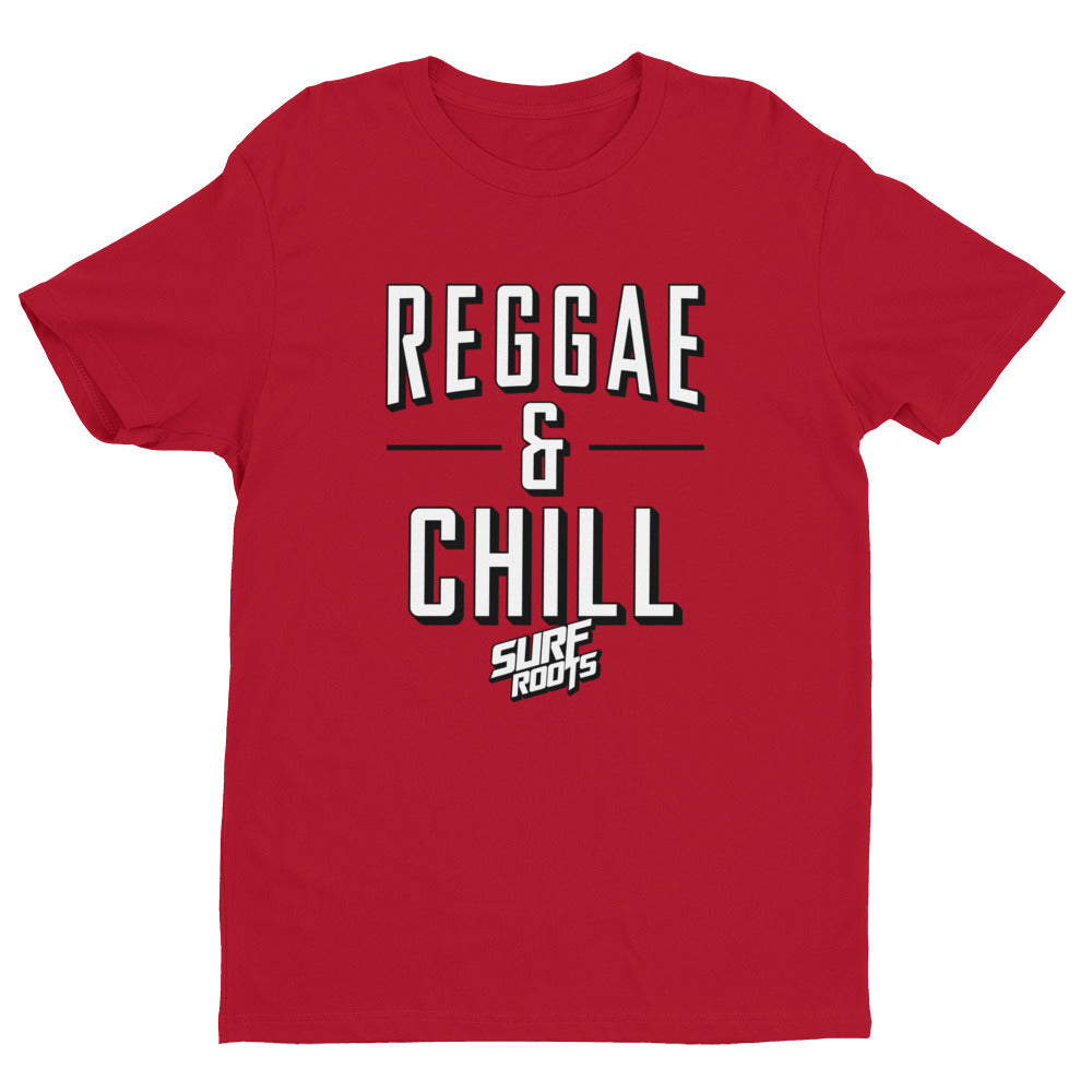 Reggae and Chill Short Sleeve T-shirt