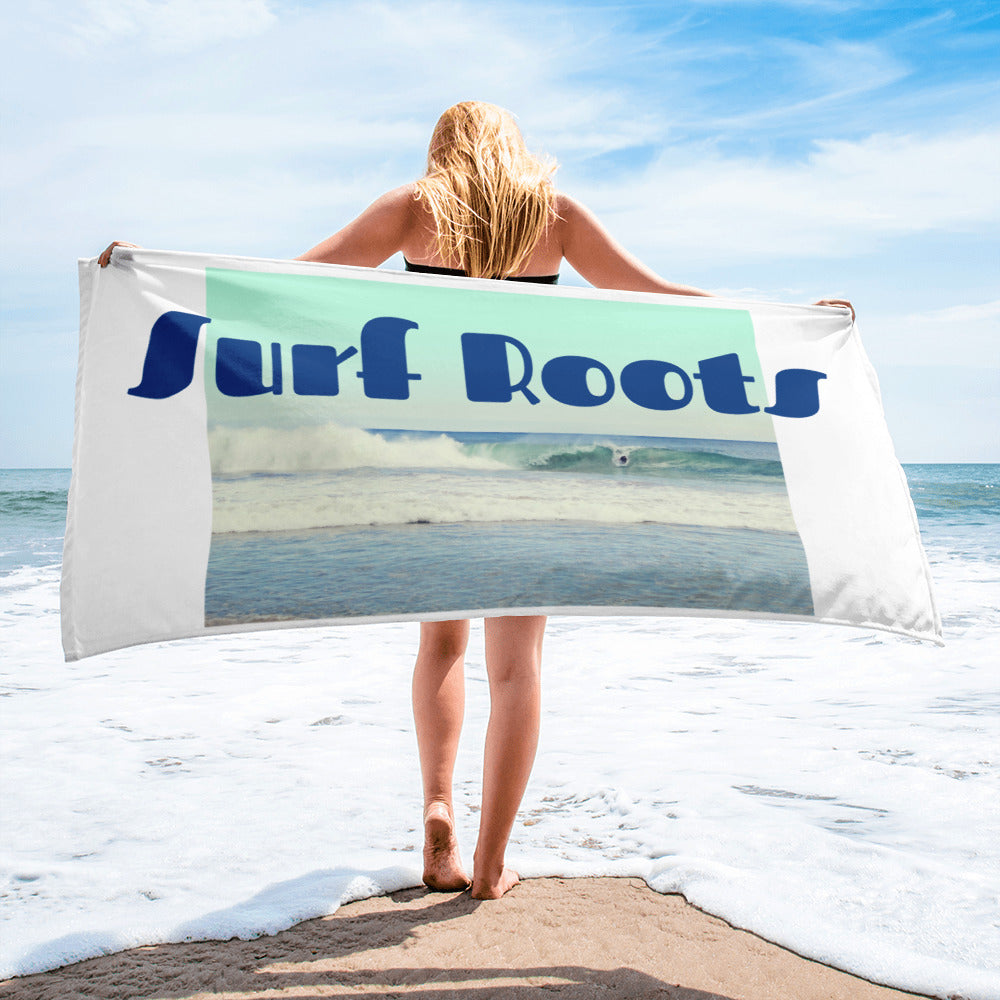 Surf Roots Surfing Towel