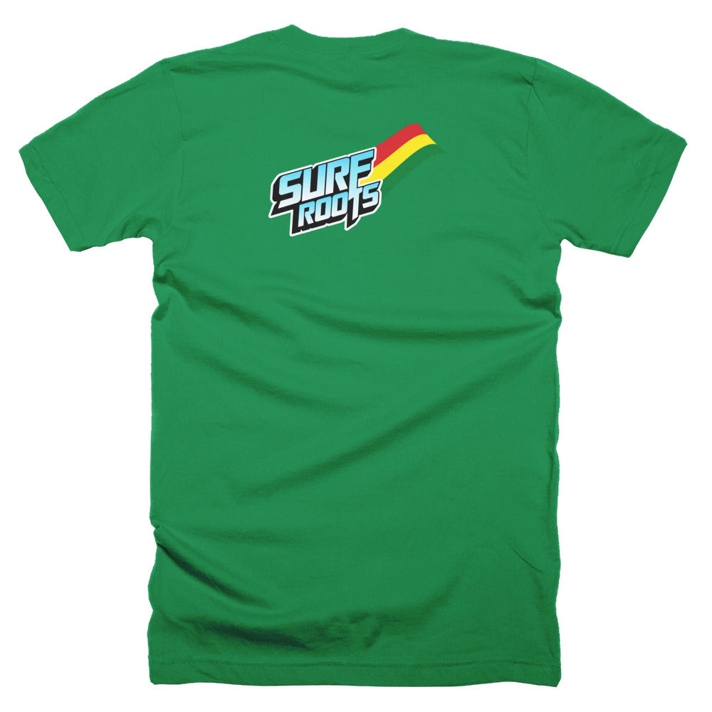 Surf Roots Flag T-Shirt