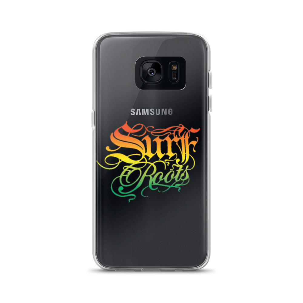 Surf Roots OG Logo Samsung Case