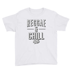 Youth Short Sleeve Reggae & Chill T-Shirt