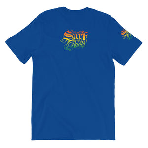 OG Surf Roots Side-Sleeve Detail T-Shirt