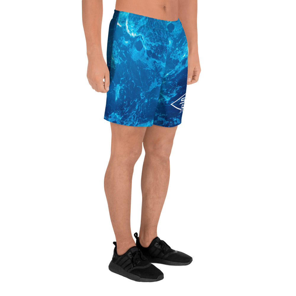 Ocean Athletic Shorts